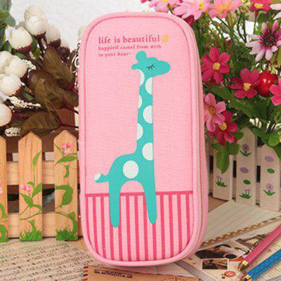 Creative Cute Pencil Case Big Stationery Bag