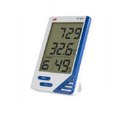 KT-908 LCD Digital Thermometer Hygrometer