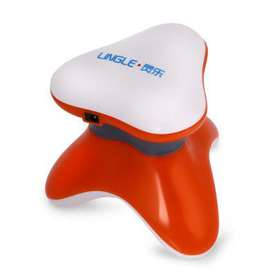LINGLE PHR - BY Handy Triangular Vibration Massager