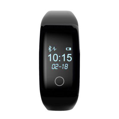 V6S Bluetooth 4.0 Heart Rate Monitor Smart Mobile Watch