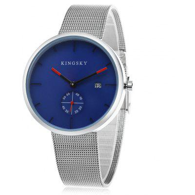 KINGSKY 101M Unisex Quartz Watch