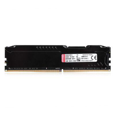 Original Kingston HyperX HX424C15FB / 16 16GB Memory BankMemory Modules<br>Original Kingston HyperX HX424C15FB / 16 16GB Memory Bank<br><br>Application: Desktop<br>Brand: Kingston<br>Capacity: 16GB<br>Memory Frequency: 2400MHz<br>Memory Transmission Type: DDR4<br>Package Contents: 1 x Memory Module, 1 x English Manual, 1 x Sticker<br>Package Size(L x W x H): 17.00 x 5.70 x 1.70 cm / 6.69 x 2.24 x 0.67 inches<br>Package weight: 0.075 kg<br>Product Size(L x W x H): 13.50 x 3.50 x 0.70 cm / 5.31 x 1.38 x 0.28 inches<br>Product weight: 0.038 kg