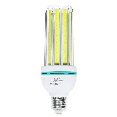 E27 24W COB 2000Lm U-shaped LED Bulb