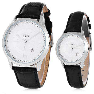 EYKI 1070 Fashion Couple Watches