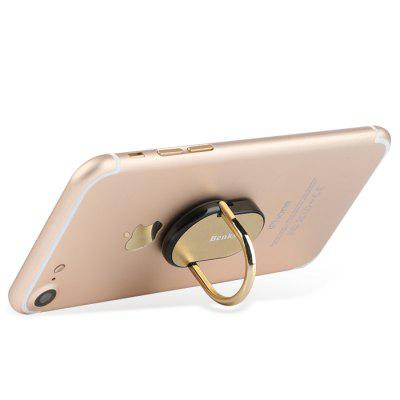 Benks Phone Ring BracketStands &amp; Holders<br>Benks Phone Ring Bracket<br><br>Color: Black,Gold,Silver<br>Features: Adjustable Stand<br>Material: Zinc Alloy<br>Package Contents: 1 x Ring Holder<br>Package size (L x W x H): 17.00 x 9.00 x 1.60 cm / 6.69 x 3.54 x 0.63 inches<br>Package weight: 0.038 kg<br>Product size (L x W x H): 4.20 x 2.80 x 0.50 cm / 1.65 x 1.1 x 0.2 inches<br>Product weight: 0.008 kg<br>Type: Mobile Holder