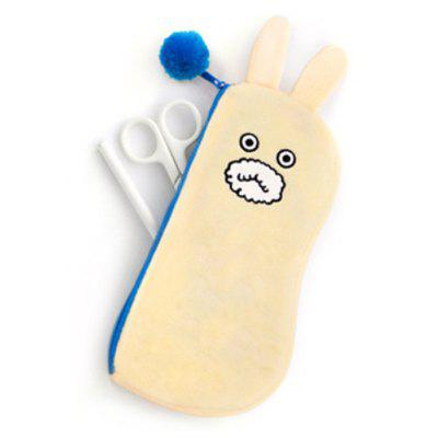 Lovely Animal Shape Pen Pouch
