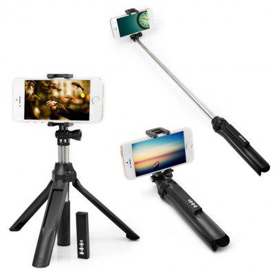 24% OFF - Coupon - Portable Bluetooth 4.0 Camera Selfie Monopod for iPhone X