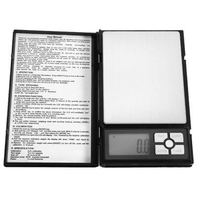 MH - 1108 500g LCD Screen Digital Scale