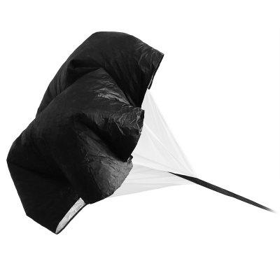 Speed Training Resistance Parachute with BeltExercise Accessories<br>Speed Training Resistance Parachute with Belt<br><br>Color: Black,Blue,Red<br>Material: Polyester<br>Package Content: 1 x Resistance Parachute<br>Package Size(L x W x H): 26.00 x 16.00 x 6.00 cm / 10.24 x 6.3 x 2.36 inches<br>Package weight: 0.238 kg<br>Product Size(L x W x H): 150.00 x 150.00 x 20.00 cm / 59.06 x 59.06 x 7.87 inches<br>Product weight: 0.200 kg<br>Type: Resistance Parachute