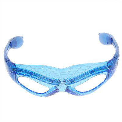 Cartoon Figure Theme Eyeglass with LED Light