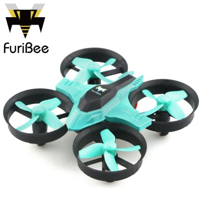 FuriBee F36 Mini 2.4GHz 4CH 6 Axis Gyro RC Quadcopter