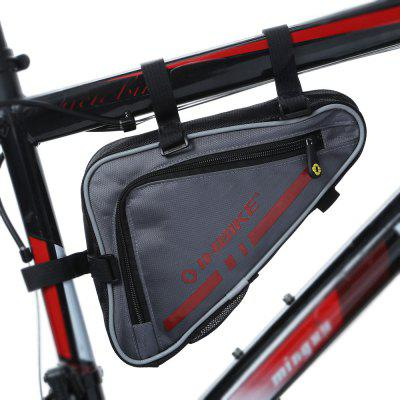 INBIKE IB539 3L Triangle Bike Front Tube Bag