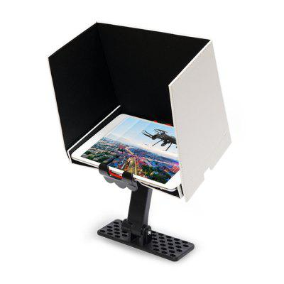 Tablet Mount Holder Bracket + Monitor Hood Set