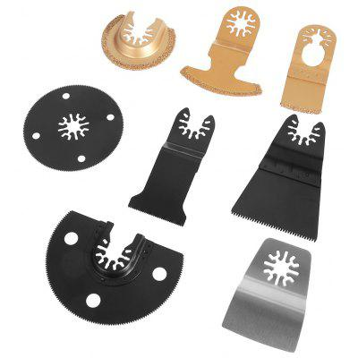 8PCS Universal Precision Saw Blade Cutting Tool for Wood / Plastic
