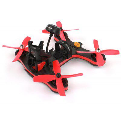 Buy BLACK AND RED Holybro Shuriken 180 PRO FPV Racing Drone BNF for $149.59 in GearBest store