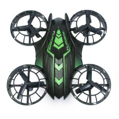 JXD 515W Mini RC Quadcopter - RTFRC Quadcopters<br>JXD 515W Mini RC Quadcopter - RTF<br><br>Battery: 7.4V 350mAh lithium-ion<br>Brand: JXD<br>Built-in Gyro: 6 Axis Gyro<br>Camera Pixels: 0.3MP<br>Channel: 4-Channels<br>Charging Time.: 90mins<br>Compatible with Additional Gimbal: No<br>Detailed Control Distance: 50~60m<br>Features: Radio Control, WiFi FPV<br>Flying Time: 5~6mins<br>Functions: Height Holding, 3D rollover, FPV, With light, WiFi Connection, Up/down, Turn left/right, Headless Mode, Sideward flight, One Key Taking Off, One Key Landing, Speed up<br>Kit Types: RTF<br>Level: Beginner Level<br>Mode: Mode 2 (Left Hand Throttle)<br>Model: 515W<br>Model Power: Built-in rechargeable battery<br>Motor Type: Brushed Motor<br>Package Contents: 1 x Quadcopter, 1 x Transmitter, 1 x USB Charging Cable, 1 x English Manual<br>Package size (L x W x H): 33.00 x 19.50 x 8.50 cm / 12.99 x 7.68 x 3.35 inches<br>Package weight: 1.4700 kg<br>Product size (L x W x H): 13.80 x 13.80 x 5.00 cm / 5.43 x 5.43 x 1.97 inches<br>Radio Mode: Mode 2 (Left-hand Throttle)<br>Remote Control: 2.4GHz Wireless Remote Control,WiFi Remote Control<br>Transmitter Power: 4 x AAA battery (not included)<br>Type: Quadcopter