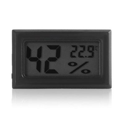 Mini Digital LCD Temperature Sensor Humidity Meter Thermometer Hygrometer