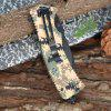 440 Stainless Steel Folding Knife photo