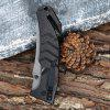 Stainless Steel Multi-use Folding Knife / Saw with Rope Cutter photo