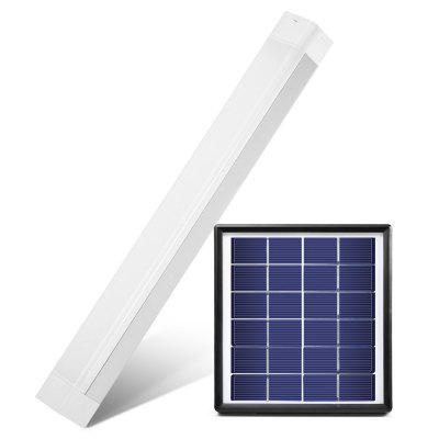 8W Solar Rechargeable LED Tube Light