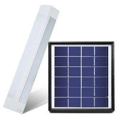 5W Solar Rechargeable LED Tube Light