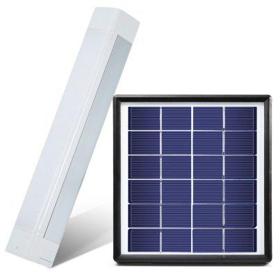 Tube Lumineux LED Rechargeable Solaire 5W