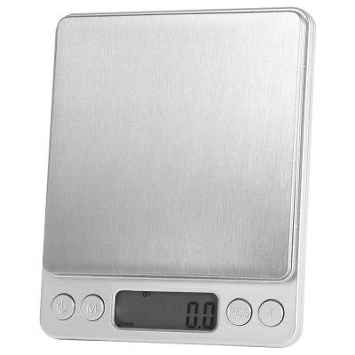 M - 8008 Portable Precise 500g 1.7 inch LCD Screen Digital Scale