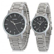 mingzan A027 Fashion Couple Watches