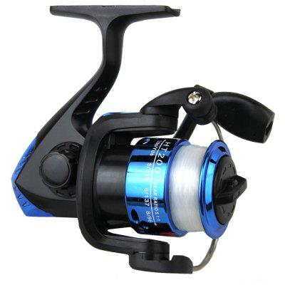 SY200 1BB Foldable Handle Design Bearing Ball Spinning Fishing Reel