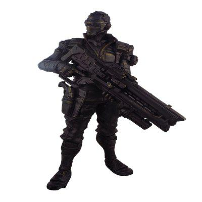Game Action Figure ABS + PVC Model Toy - 12.59 inch