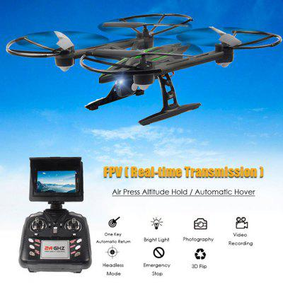 JXD 510G 5.8G FPV 6-axis RC DroneRC Quadcopters<br>JXD 510G 5.8G FPV 6-axis RC Drone<br><br>Age: Above 14 years old<br>Battery: 3.7V  600mAh<br>Brand: JXD<br>Built-in Gyro: 6 Axis Gyro<br>Channel: 4-Channels<br>Charging Time.: 60mins<br>Detailed Control Distance: About 100m<br>Flying Time: 8-10 mins<br>Functions: Height Holding, 360 degrees spin, Camera, Forward/backward, Sideward flight, FPV, Up/down, Turn left/right, Headless Mode, One Key Automatic Return<br>Kit Types: RTF<br>Level: Intermediate Level<br>Model Power: 1 x Lithium battery(included)<br>Package Contents: 1 x Quadcopter, 1 x Transmitter, 1 x USB Cable, 4 x Spare Propeller, 2 x Screwdriver, 4 x Protective Frame, 1 x Camera, 1 x FPV Cable, 1 x Card Reader, 1 x 4G Memory Card, 1 x FPV Display<br>Package size (L x W x H): 38.00 x 21.50 x 13.00 cm / 14.96 x 8.46 x 5.12 inches<br>Package weight: 0.9450 kg<br>Product size (L x W x H): 31.60 x 31.60 x 10.60 cm / 12.44 x 12.44 x 4.17 inches<br>Product weight: 0.7500 kg<br>Remote Control: 2.4GHz Wireless Remote Control<br>Transmitter Power: 4 x 1.5V AA battery(not included)<br>Type: Quadcopter
