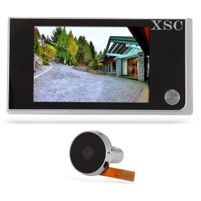 XSC - 250A Digital Door Viewer Camera