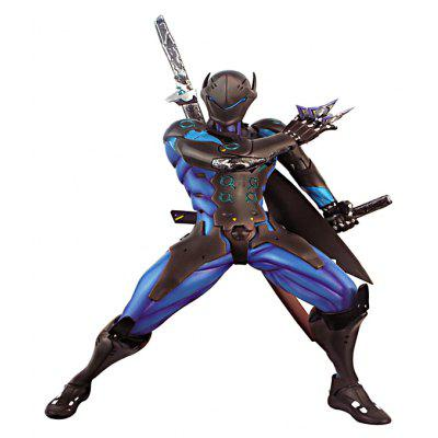 Game Action Figure ABS + PVC Model Toy - 11.4 inch