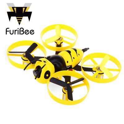 FuriBee F90 90mm Wasp FPV Racing Drone DIY Frame Kit