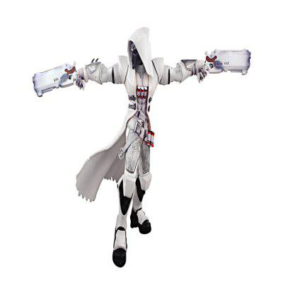 10.24 inch Game Action Figure ABS + PVC Model Toy