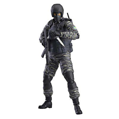 ABS   PVC Action Figure   6.3 inch