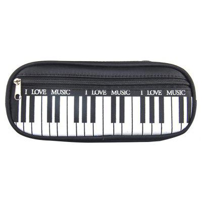 Piano Style Pen Pouch