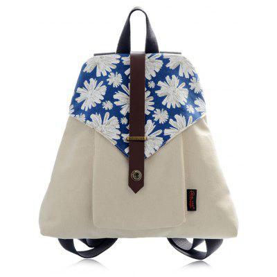 Douguyan Canvas Backpack