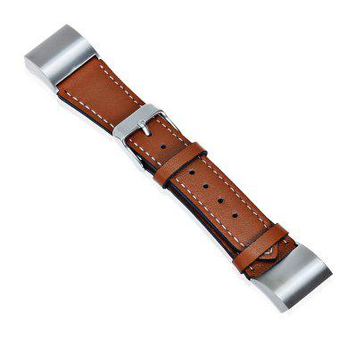 20mm Genuine Leather StrapWatch Accessories<br>20mm Genuine Leather Strap<br><br>Color: Black,Blue,Brown,Pink,Red<br>Material: Genuine Leather<br>Package Contents: 1 x 20mm Genuine Leather Strap Pin Buckle for Fitbit Charge 2 Smart Watch<br>Package size (L x W x H): 21.00 x 3.00 x 1.80 cm / 8.27 x 1.18 x 0.71 inches<br>Package weight: 0.055 kg<br>Product size (L x W x H): 20.00 x 2.00 x 0.80 cm / 7.87 x 0.79 x 0.31 inches<br>Product weight: 0.025 kg<br>Type: Smart watch / wristband band