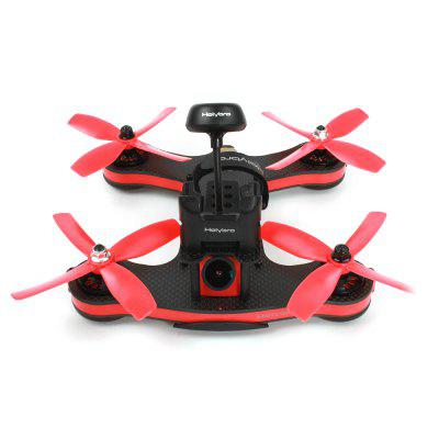 Holybro Shuriken 180 PRO FPV Racing Drone - RTFBrushless FPV Racer<br>Holybro Shuriken 180 PRO FPV Racing Drone - RTF<br><br>Brand: Holybro<br>Channel: 6-Channels<br>Mode: Mode 2 (Left Hand Throttle)<br>Package Contents: 1 x Shuriken 180 PRO, 1 x FLYSKY FS - i6S Transmitter, 4 x Spare 4040 4-blade Propeller, 1 x 1300mAh 11.1V 3S 25C LiPo Battery, 1 x Charger, 1 x Wrench, 1 x Pack of Accessories, 1 x Camera Bracket, 1<br>Package size (L x W x H): 32.00 x 32.00 x 11.00 cm / 12.6 x 12.6 x 4.33 inches<br>Package weight: 2.144 kg<br>Product size (L x W x H): 21.00 x 21.50 x 4.50 cm / 8.27 x 8.46 x 1.77 inches<br>Product weight: 0.355 kg<br>Remote Control: 2.4GHz Wireless Radio Control<br>Sensor: CCD<br>Transmitter Power: 4 x 1.5V AA (not included)<br>Type: Frame Kit<br>Video Resolution: 600TVL