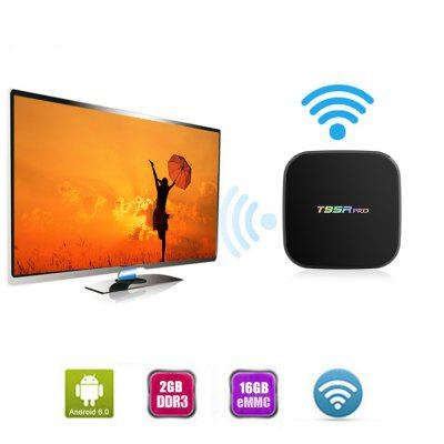 Sunvell T95Rpro Internet Streaming TV Box