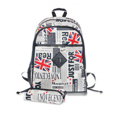 Douguyan 14 inch 20.9L Backpack