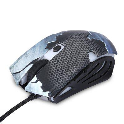 CONSON CM635 Wired Gaming Mouse Game Peripherals