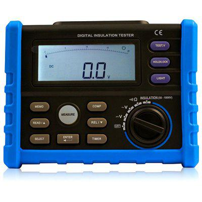 BSIDE AIM01 50 - 1000V LCD Digital Insulation Resistance Tester Set