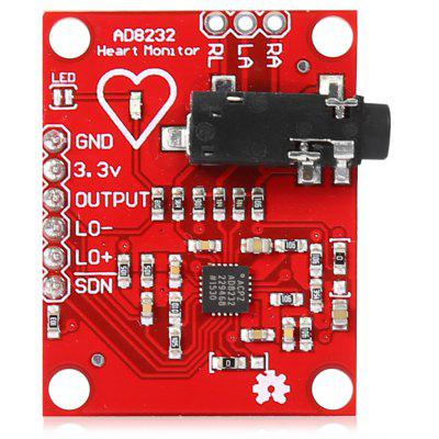 AD8232 ECG Measurement Module for Arduino