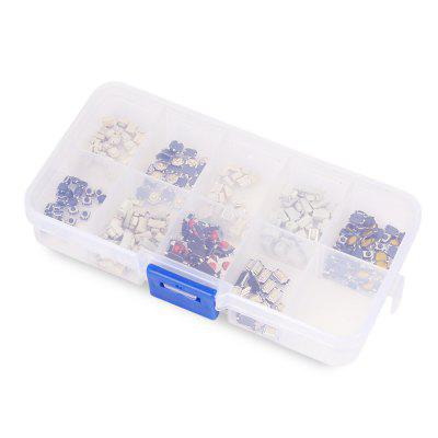 250PCS Push Button Switch Module