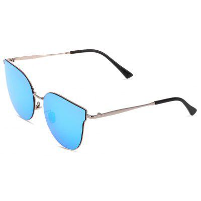 86010 UV-resistant Stylish Sunglasses Goggle with PC Lens