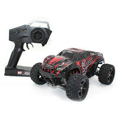 REMO HOBBY 1631 1:16 4WD RC Brushed Truck RTR RED