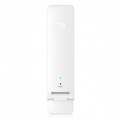 Original Xiaomi Mi WiFi 300M Amplifier 2 English VersionNetwork Cards<br>Original Xiaomi Mi WiFi 300M Amplifier 2 English Version<br><br>Antenna: Built-in<br>Brand: Xiaomi<br>Chip type: Ralink<br>Interface: USB 2.0<br>Network Communication: 3G Only<br>Package size: 13.00 x 4.00 x 10.00 cm / 5.12 x 1.57 x 3.94 inches<br>Package weight: 0.0700 kg<br>Packing List: 1 x Original Xiaomi Mi WiFi Amplifier 2, 1 x Chinese Manual<br>Product size: 12.00 x 3.00 x 9.00 cm / 4.72 x 1.18 x 3.54 inches<br>Product weight: 0.0300 kg<br>Transmission Rate: 300Mbps<br>WiFi Network Frequency: 2.4GHz
