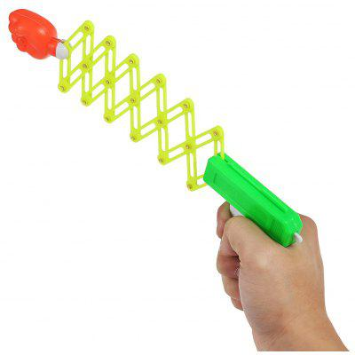 Magic Telescopic Fist Gun Colorful Flexible 16- 27cm Fun Toy